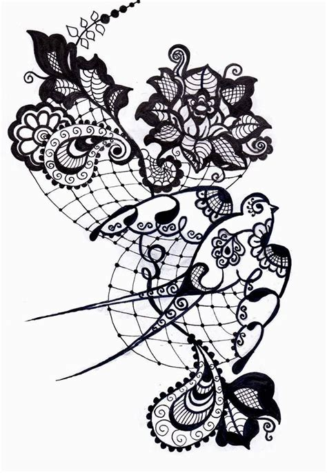 best 25 paisley lace tattoo ideas on pinterest lace