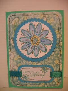 inkadinkado doodle flowers trish s artistic adventures cards flowers and designer