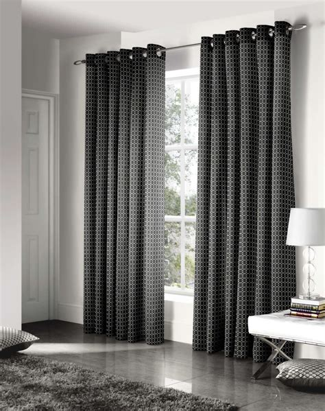 faux silk ready made curtains ritz faux silk embroidered lined eyelet curtains ready