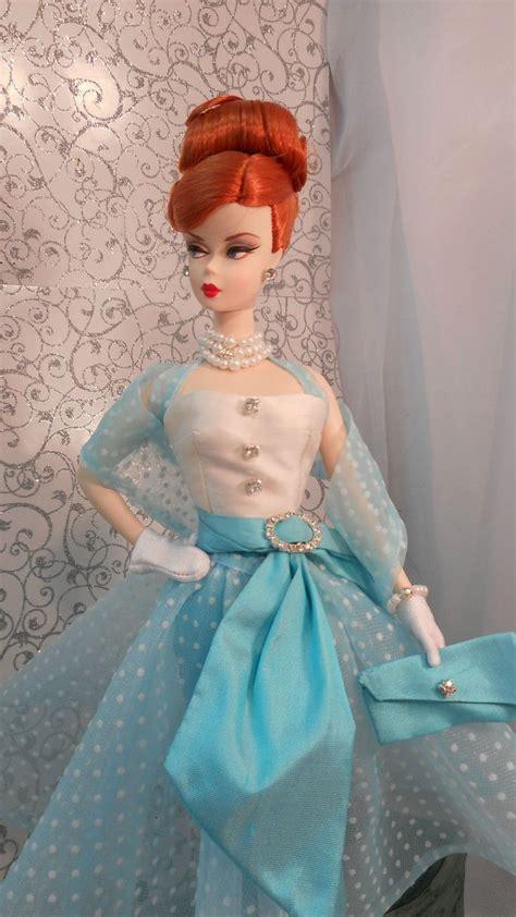 1950 s blue ensemble vintage repro silkstone ooak