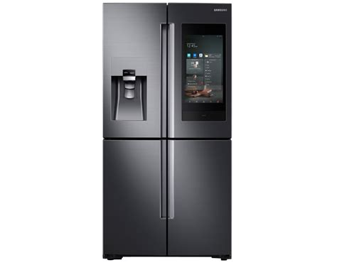 samsung s newest rf9500 family hub 3 0 smart fridge offers new apps but no upgrades yet