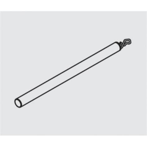 aluminium curtain rods silent gliss curtain draw rods aluminium white