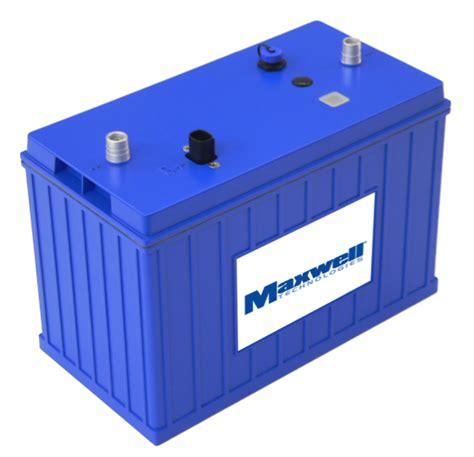 maxwell capacitors truck maxwell stakes its claim in a 2 7b niche market maxwell technologies inc nasdaq mxwl