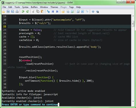 coding hints the chef programmer syntax check for php and javascript