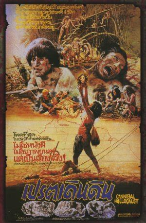 film horor canibal cannibal holocaust movie poster horror pinterest