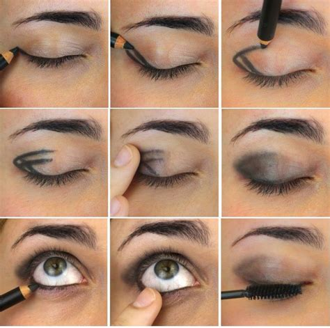 tutorial makeup dinner simple best 25 easy smokey eye ideas on pinterest smoky eye