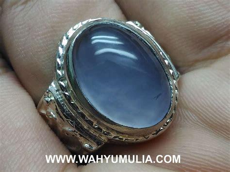 Spritus Muda Anggur batu cincin akik biru spirtus baturaja asli kode 590