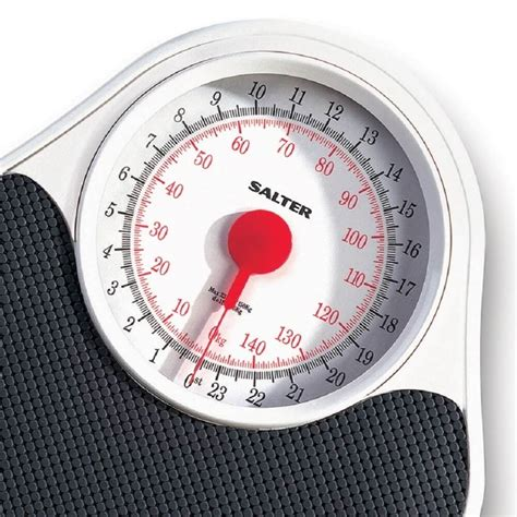 Mechanical Bathroom Scales by Salter Doctors Style Mechanical Bathroom Scales