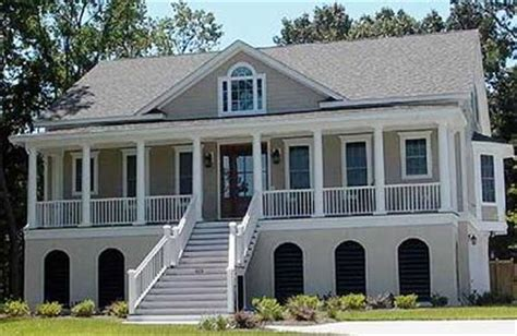 low country home plans raised low country home plan 91003gu architectural