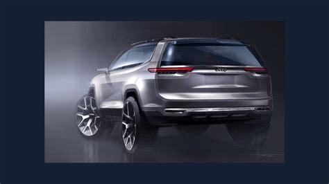 jeep compass 7 seater jeep yuntu concept il nuovo suv totalmente elettrico di fca