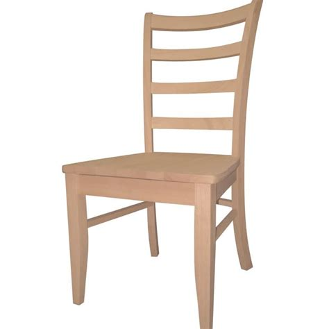 baker ladderback dining chair