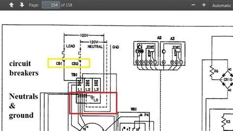general 5000 generator wiring diagram wiring diagram