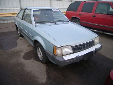 auto auction ended on vin 1mebp519xgw615160 1986 mercury lynx l in phoenix az