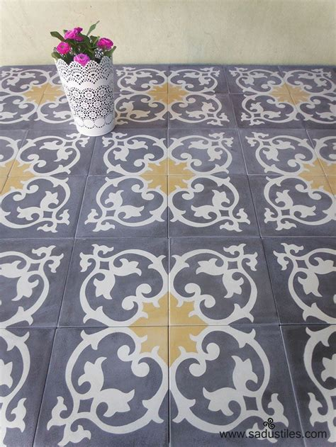 Handmade Cement Tiles - 200 best made cement tiles on order 3 images on