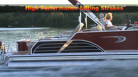 fast pontoon boats youtube the fastest pontoon boats waveglider system on a tahoe
