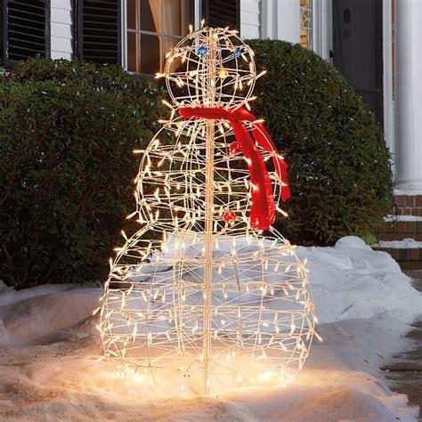 arboles de navidad exteriores adornos navide 241 os r 250 sticos para exterior 50 ideas geniales