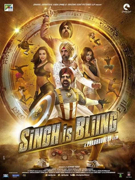 biography of film singh is bling singh is bling official poster hindi movie music reviews