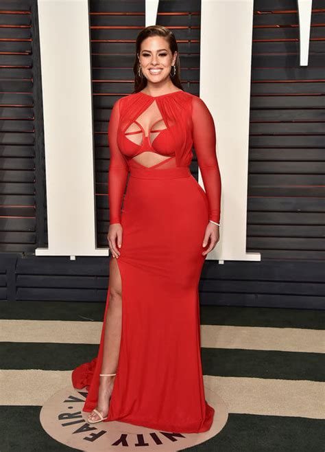 oscars ashley graham cut it out celebrities bare a little bit bra doctor s