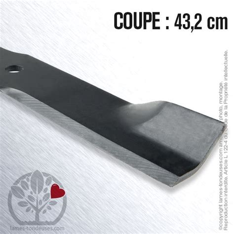 Tondeuse Debroussailleuse 432 by Lame Pour Toro 113579 Coupe 43 2 Cm