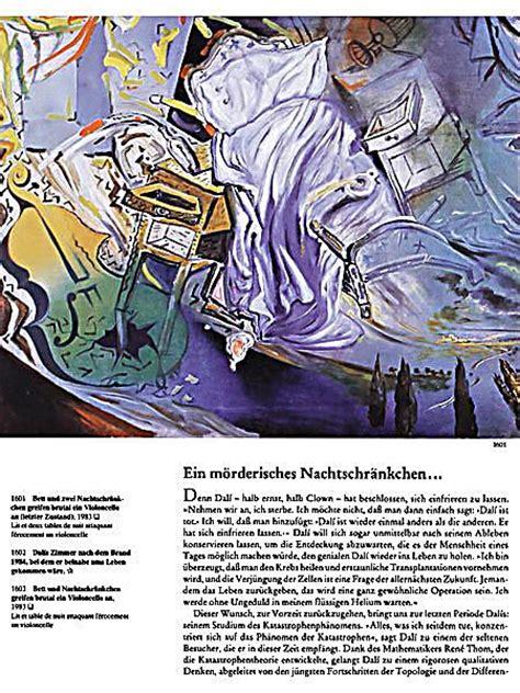 libro salvador dal das malerische salvador dal 237 das malerische werk buch portofrei bei weltbild de