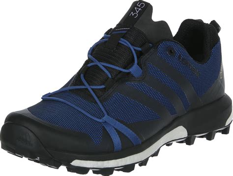 Sepatu Adidas Terrex 40 44 adidas terrex agravic gtx trail running shoes blue