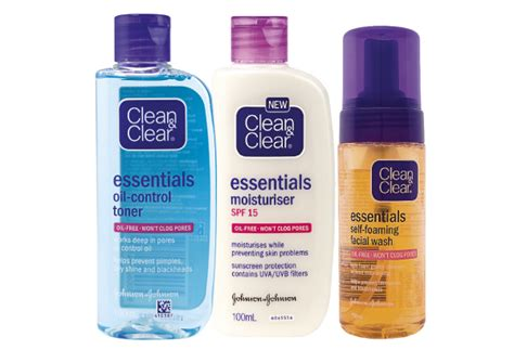 Harga Clean N Clear Essential Moisturiser creme co nz win clean clear essentials gimme co nz