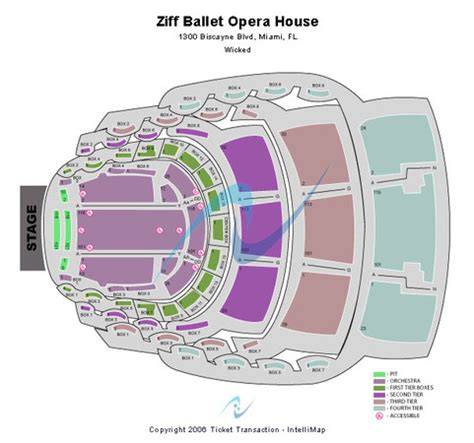 adrienne arsht center seating chart miami ziff opera house at the adrienne arsht center tickets in