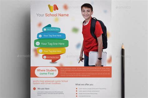 education psd templates 50 education flyer templates free premium designs