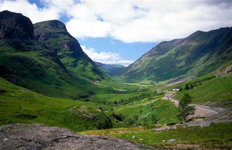 Landscape Pictures Of Scotland A82 Road To Highland Titles Highland Titles Community