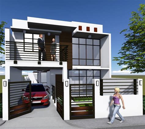 house design modern zen ready for occupancy house in metropolis talamban cebu