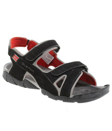 quechua arpenaz 50 sandal black available at snapdeal for rs 1165