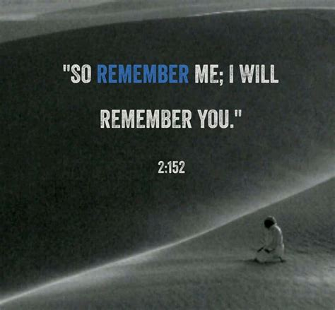 Remember Remember 2 by So Remember Me I Will Remember You Quran 2 152