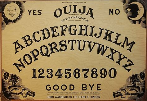 How To Make A Wigi Board Out Of Paper - related keywords suggestions for ouija board