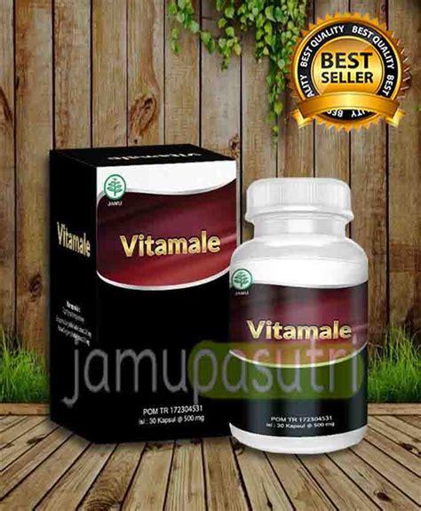 Vitamale Jamu harga resmi vitamale hwi botol dan blister jamu pasutri