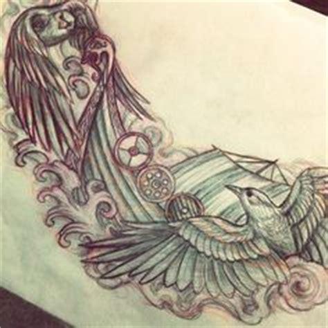 tattoo nightmares viking viking ship tattoo tattoo ideas pinterest viking