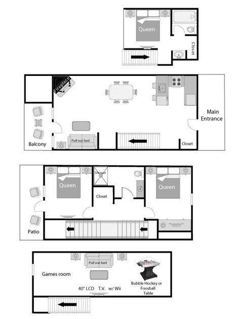 space plan game 2 bedroom loft house plans