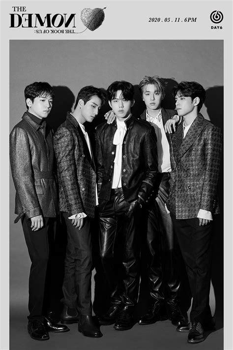 DAY6 [The Book of Us : The Demon] Teaser Image   Kpopmap