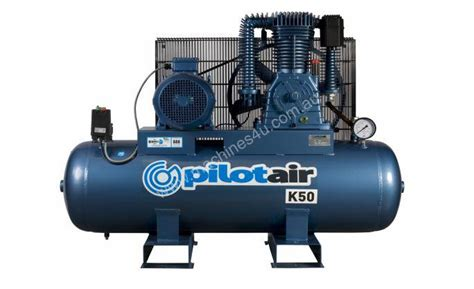 new pilotair k50 three phase compressor in seven nsw