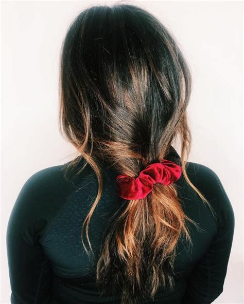 public hair designs tumblr scrunchies the 90s hair accessory is now chic af pinkvilla