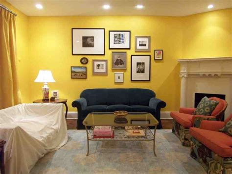 color  living room walls decor ideas