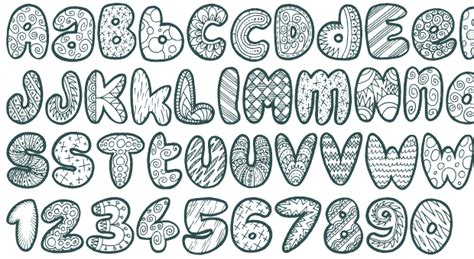 doodle fonts the gallery for gt fonts alphabet cursive