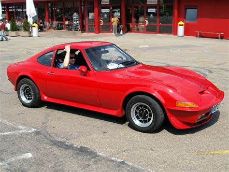 69 Opel Gt by 1969 Opel Gt Information And Photos Momentcar