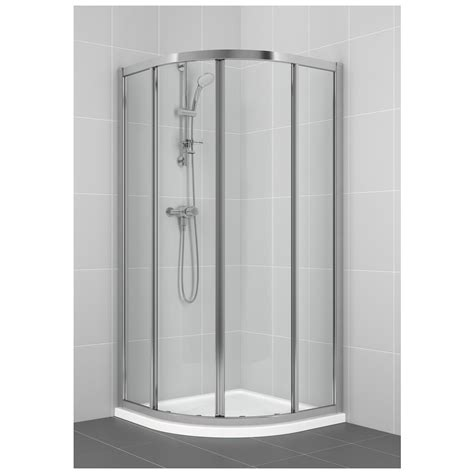 Shower Doors 900mm Product Details L6641 900mm Quadrant Shower Door Ideal Standard