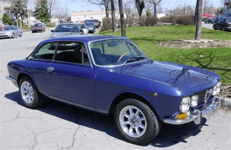 alfa romeo 2000 gtv for sale 1973 alfa romeo gtv 2000 classic italian cars for sale