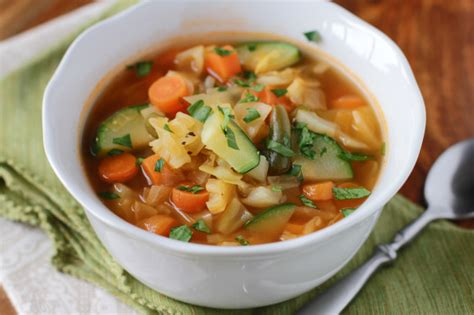 Garden Vegetable Soup Recipe Low Cholesterol Food Com How To Make Garden Vegetable Soup