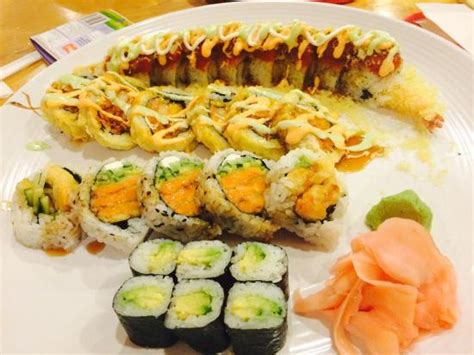 sushi house farmington kamikaze wow sweet potato avocado picture of sushi house farmington tripadvisor
