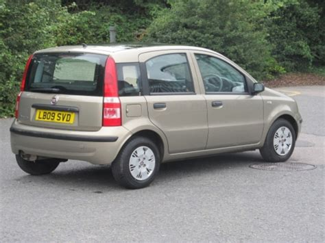 2009 fiat panda 2009 fiat panda photos informations articles