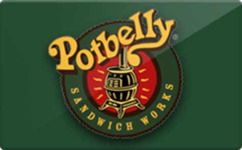 Potbelly Gift Card Promotion - potbelly gift card discount 13 90 off