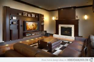 tv rooms 15 modern day living room tv ideas home design lover