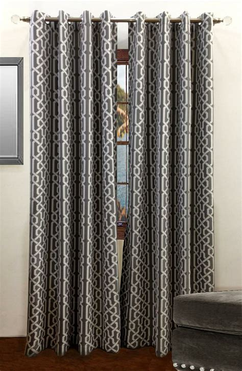 rodeo home curtains samba window panels from rodeo home decorating with gray